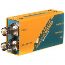 AVMATRIX MINI SC1112 3G-SDI TO HDMI CONVERTER