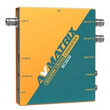AVMATRIX SC2030 3G-SDI-HDMI SCALING CROSS CONVERTER