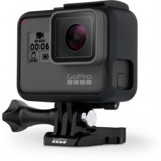 GoPro Hero6 [with FREE 1. FREE MEMORY CARD 2. TRIPOD MOUNT AND THUMB SCREW OR Battery (whichever is available)]