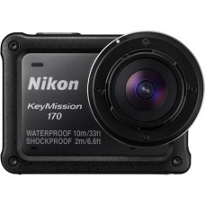 Nikon KeyMission 170 4K Action Camera [ONLINE PRICE] FREE 16GB MicroSD