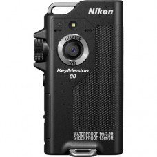 Nikon KeyMission 80 Action Camera [ONLINE PRICE] [with FREE KEY MISSION CARRY CASE]