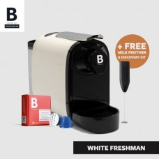 B COFFEE CO. FRESHMAN WHITE