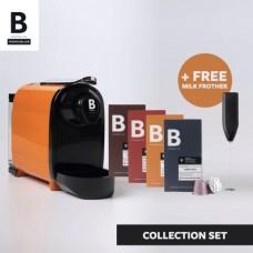 B COFFEE CO. COLLECTION SET ORANGE