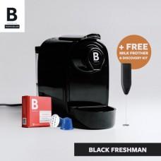 B COFFEE CO. FRESHMAN BLACK