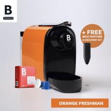 B COFFEE CO. FRESHMAN ORANGE