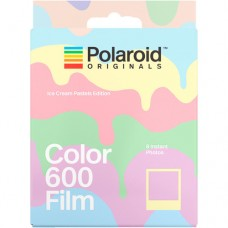 POLAROID COLOR FILM FOR 600 ICE CREAM PASTELS