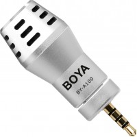 BOYA PLUG AND PLAY MIC FOR IPHONE AND ANDROID