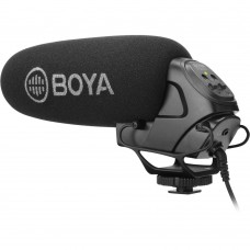 BOYA BY-BM3031 ON-CAMERA SHOTGUN MIC PAD SWITCH [ONLINE EXCLUSIVE]