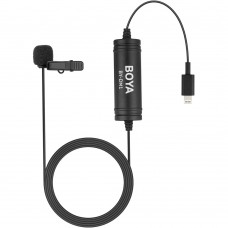 BOYA BY-DM1 DIGITAL LAVALIER MICROPHONE FOR IOS [ONLINE EXCLUSIVE]