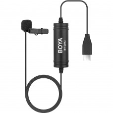 BOYA BY-DM2 DIGITAL LAVALIER MICROPHONE FOR ANDROID [ONLINE EXCLUSIVE]