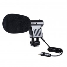 BOYA BY-VM01 UNIDIRECTIONAL CAMERA MICROPHONE [ONLINE EXCLUSIVE]