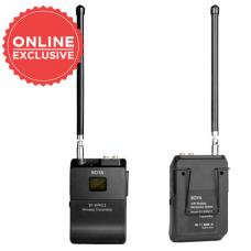 BOYA BY-WFM12 WIRELESS VHF MICROPHONE SYSTEM