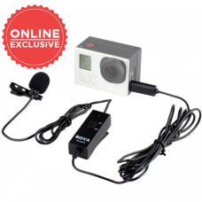 BOYA LAVALIER MIC FOR GOPRO