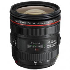 CANON EF 24-70MM Ƒ/4L IS USM
