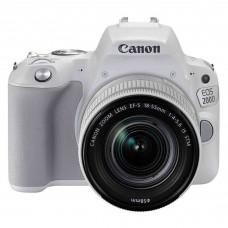 Canon EOS 200D 18-55mm Kit White