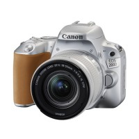 Canon EOS 200D 18-55mm Kit Silver