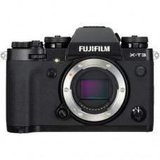 FUJIFILM X-T3 BLACK (BODY)  FREE 16GB SD CARD