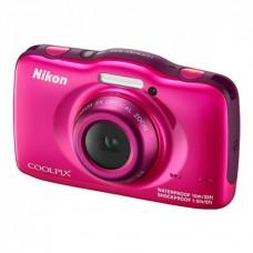 Nikon Coolpix S32 Pink [SALE]
