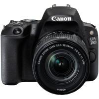Canon EOS 200D 18-55mm Kit Black