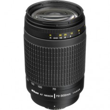 Nikon AF Zoom-Nikkor 70-300mm F4-5.6G (S) [SALE. 1 MONTH WARRANTY]
