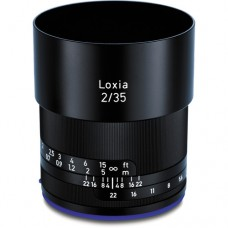 ZEISS LOXIA 35MM F2.0 FOR SONY E MOUNT