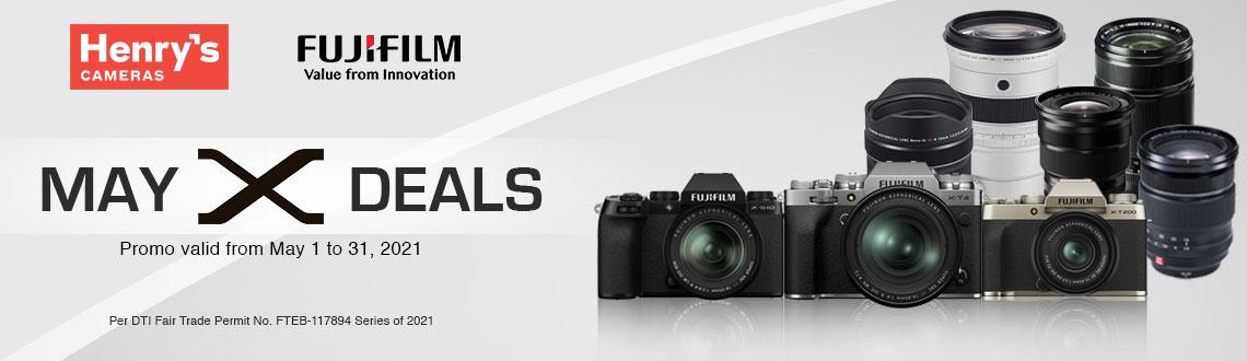 Fujifilm Promos