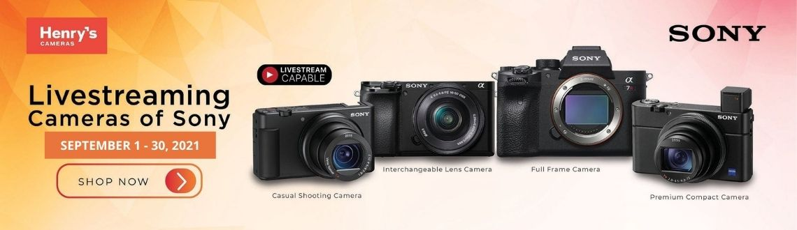 Sony Gadget Deals