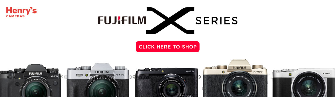 Fujifilm X-Series