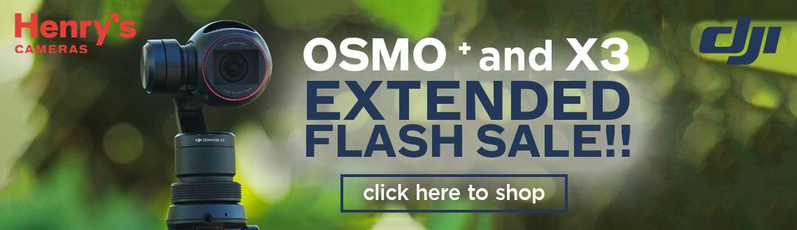 DJI Osmo One-Day Sale