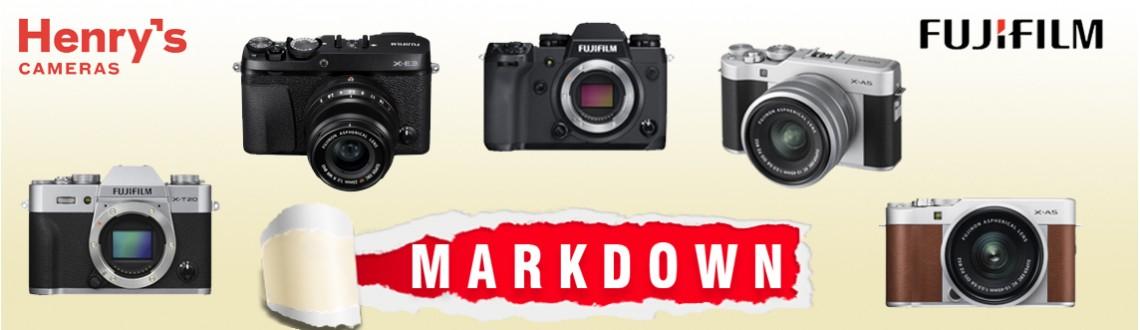 Fujifilm Markdown