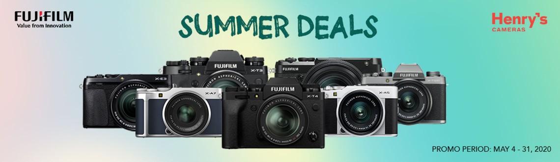 Fujifilm Promo 2020