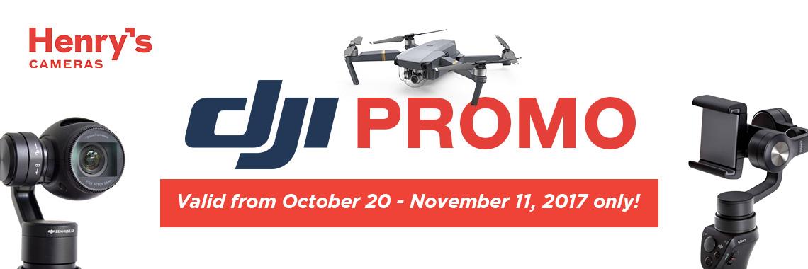 DJI Promo