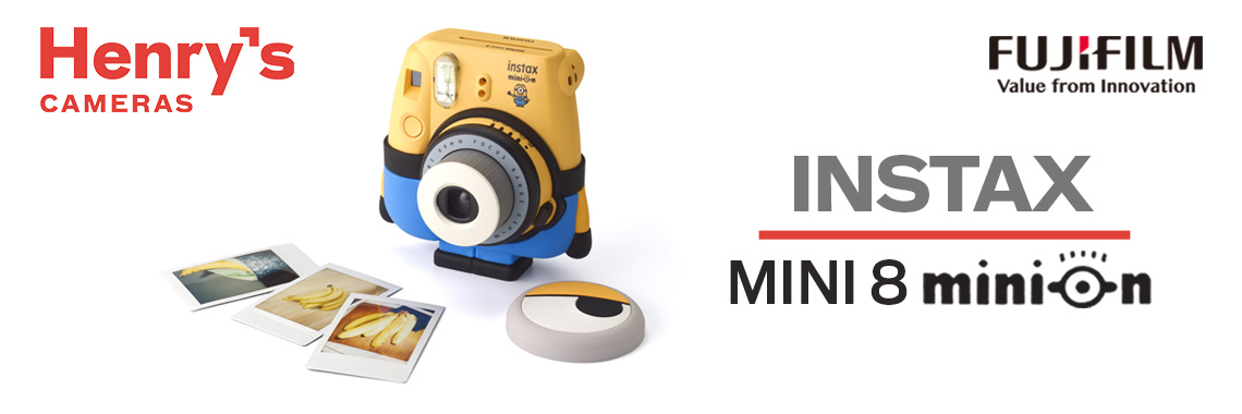 Instax Mini8 Minion
