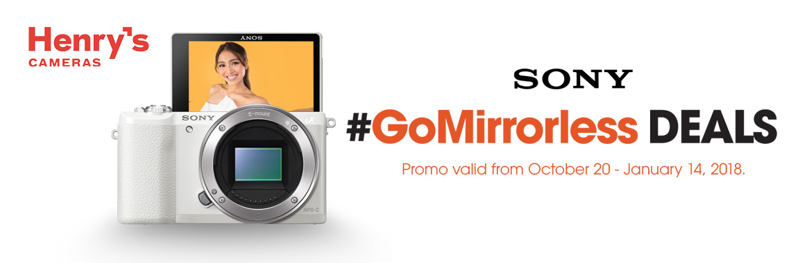 Go Mirrorless