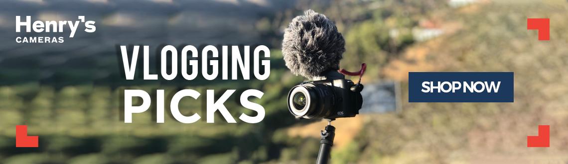 Vlogging Picks