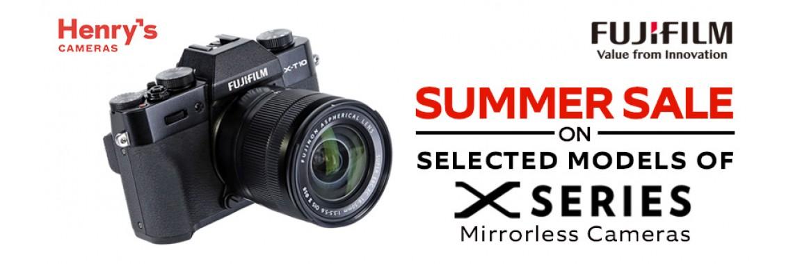 Fujifilm Summer Promo