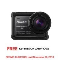 Nikon KeyMission 170 4K Action Camera [ONLINE PRICE]
