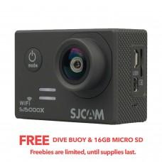 SJCAM SJ5000X Elite 4K Action Camera