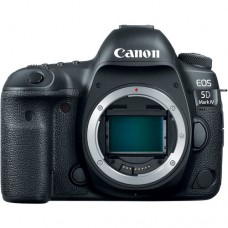 Canon EOS 5D Mark IV DSLR Camera (Body Only) [ONLINE PRICE] - [Out of Stock]