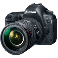 Canon EOS 5D Mark IV with 24-105mm KIT [ONLINE PRICE]