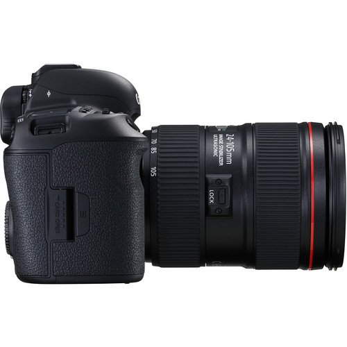 Canon eos 5d mark iv with 24 105mm kit online price for Canon 5d mark ii price