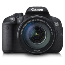 Canon EOS 700D with 18-135mm KIT [ONLINE PRICE]