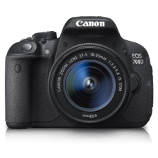 Canon EOS 700D with 18-55mm KIT [ONLINE PRICE]