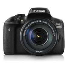Canon EOS 750D with 18-135mm KIT [ONLINE PRICE]