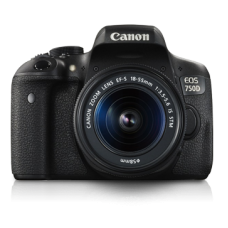 Canon EOS 750D with 18-55mm KIT [ONLINE PRICE]