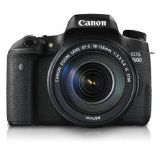 Canon EOS 760D with 18-135mm KIT [ONLINE PRICE]