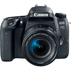 CANON EOS 77D DSLR 18-55MM KIT