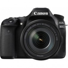 CANON EOS 80D with 18-135MM KIT