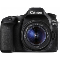 CANON EOS 80D 18-55MM KIT