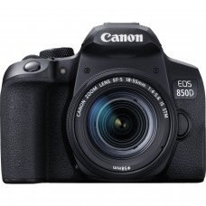 CANON 850D (WITH 18-55 KIT)